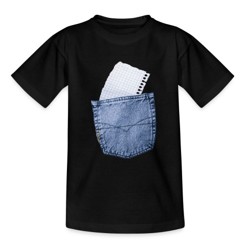 Jeans Baggy by #OneCreativeArts - Teenager T-Shirt
