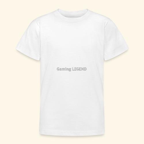Gaming LEGEND - Teenager T-shirt