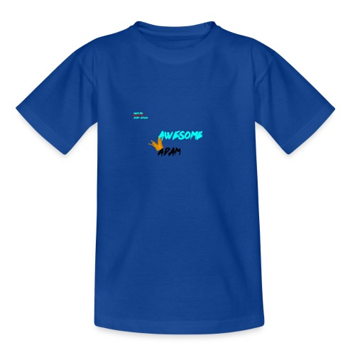 king awesome - Teenage T-Shirt