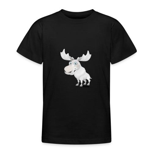 Albino hirvi - Nuorten t-paita