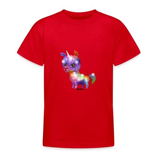 Llamacorn - Teenager T-shirt