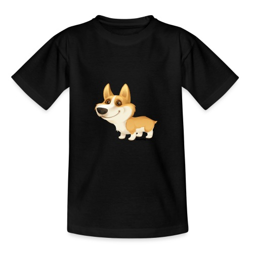 Corgi - Teenager T-shirt
