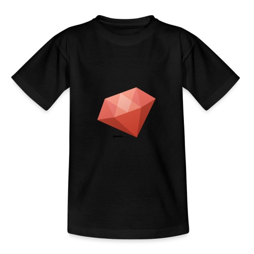 Diamant - Teenager-T-shirt