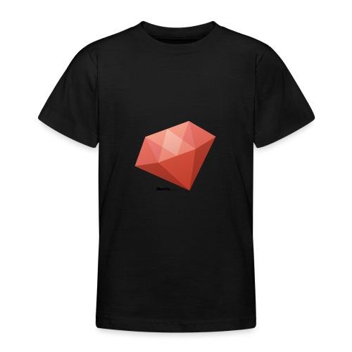 Timantti - Nuorten t-paita