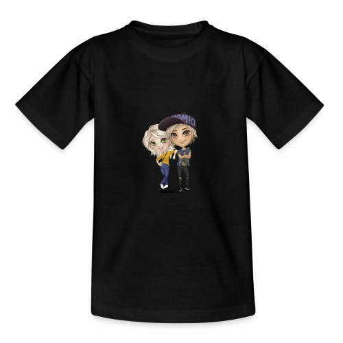 Emily ja Lucas - Nuorten t-paita