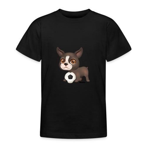 Hund - Teenager-T-shirt