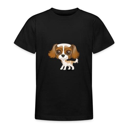 Hund - T-skjorte for tenåringer