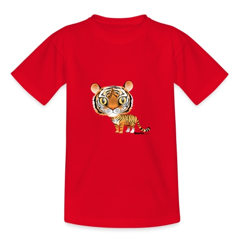 Tijger - Teenager T-shirt