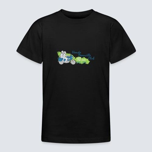 HDC jubileum logo - Teenager T-shirt