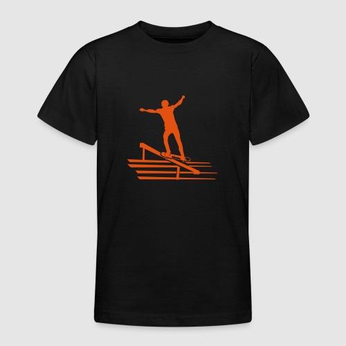 Skateboard - Teenager T-Shirt
