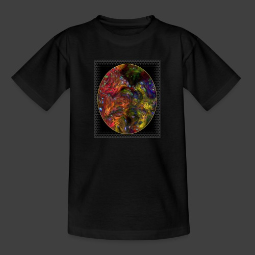 Who will arrive first - Teenage T-Shirt