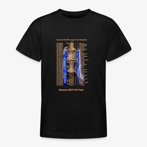 Montrose League Cup Tour - Teenage T-Shirt