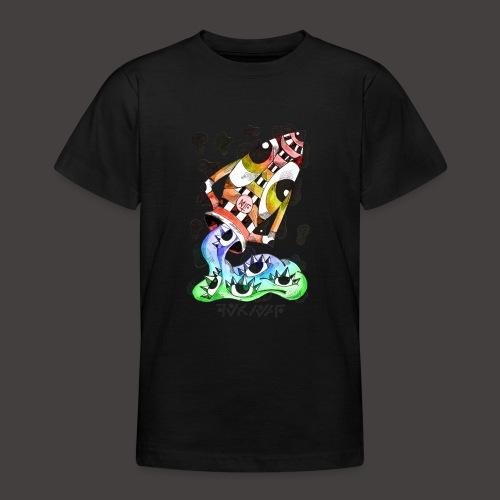 Verseau multi-color - T-shirt Ado