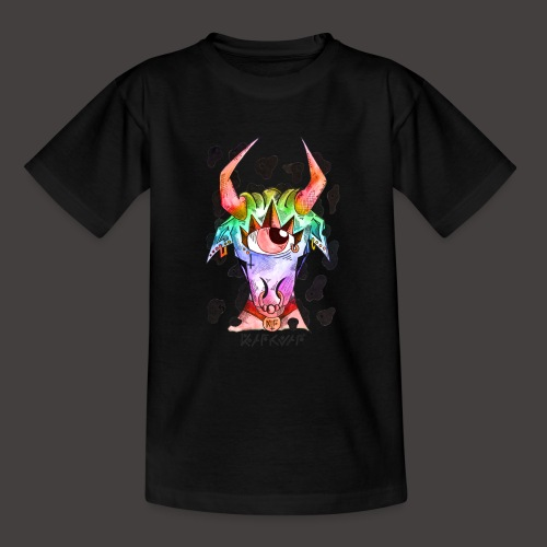 Taureau multi-color - T-shirt Ado