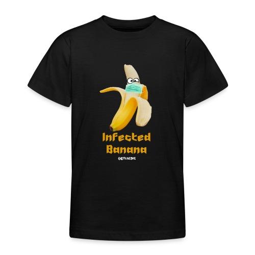 Die Zock Stube - Infected Banana - Teenager T-Shirt