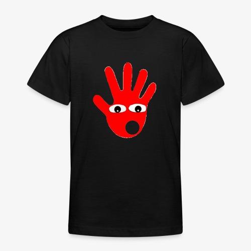 Hände mit Augen - T-shirt Ado