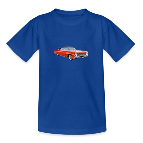 Red Classic Car - Teenager T-shirt