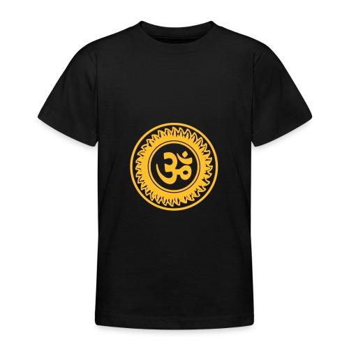 Ohm Mandala - Camiseta adolescente