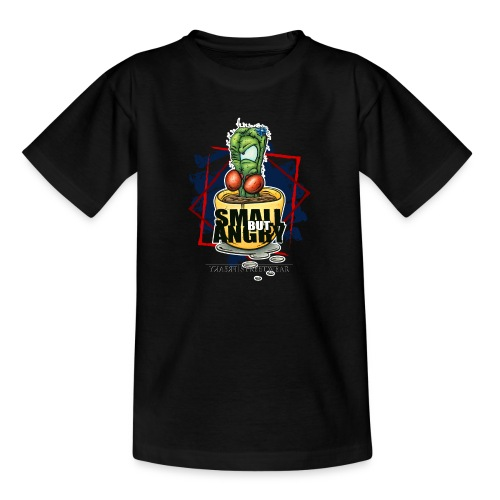 small but angry - Teenager T-Shirt