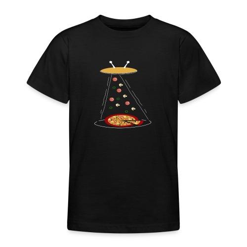 Pizza UFO divertente - Maglietta per ragazzi