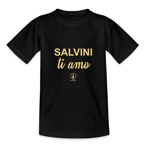Salvini ti amo - Teenager T-Shirt