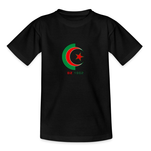 logo 3 sans fond dz1962 - T-shirt Ado