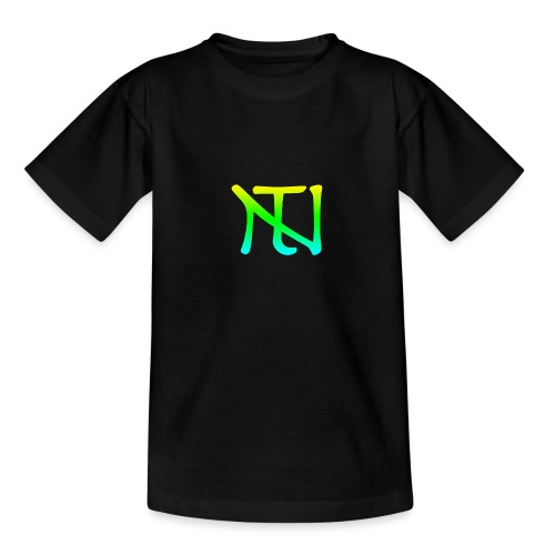 Green Fade Limited Edition - T-shirt tonåring