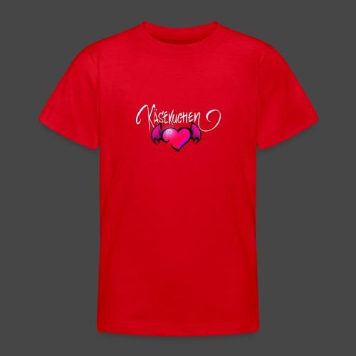Logo and name - Teenage T-Shirt