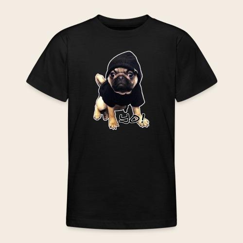 yo_mops_3 - Teenager T-Shirt