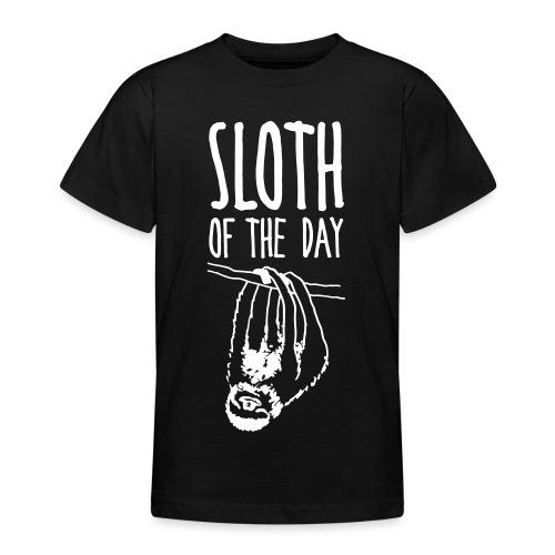 slothofday - Teenager T-Shirt