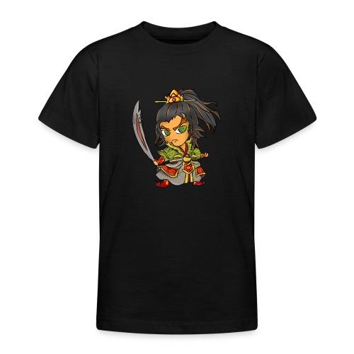 rusty warrior - Teenager T-Shirt