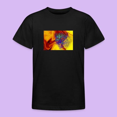 Leopardo surreale - Maglietta per ragazzi
