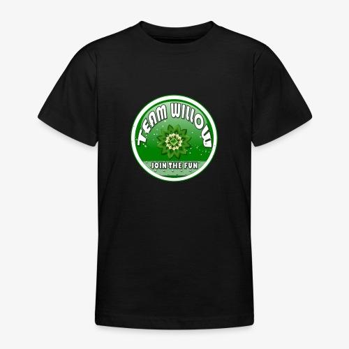 TEAM WILLOW - Teenage T-Shirt