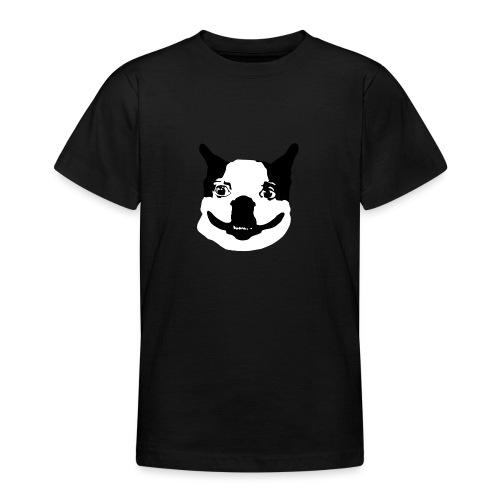 Lennu - Mustavalkoinen - Nuorten t-paita