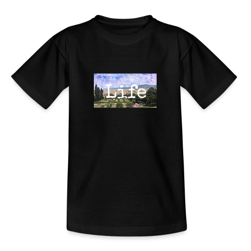 Florenz Life - Teenager T-Shirt