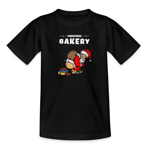 Ugly Weihnachtsmann Weihnachten lustig Sprüche - Teenager T-Shirt