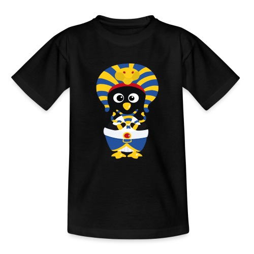 Pingouin Pharaon Egypte - T-shirt Ado