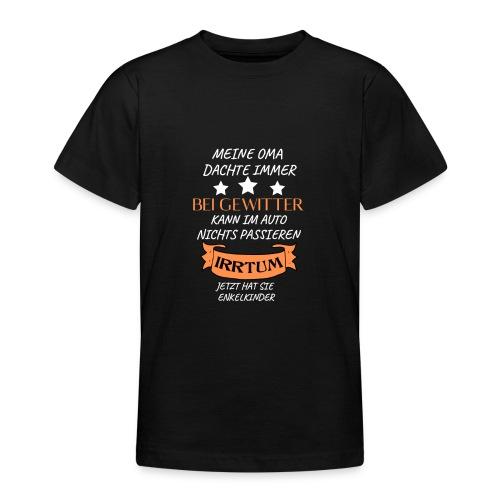 OMA - Teenager T-Shirt