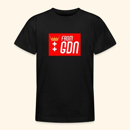 #fromGDN - Koszulka młodzieżowa