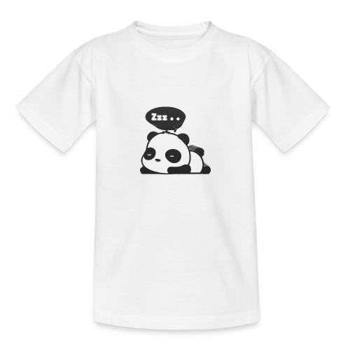 shinypandas - Teenage T-Shirt