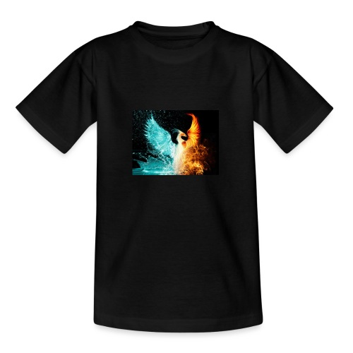 Elemental phoenix - Teenage T-Shirt