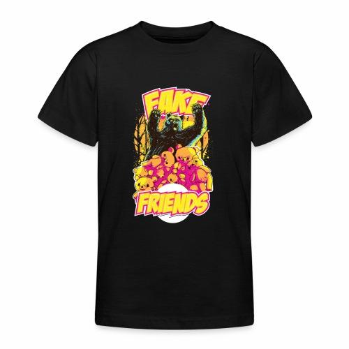 Fake Friends - Teenager T-Shirt