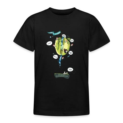 T-shirt Maison de L'aventure - T-shirt Ado