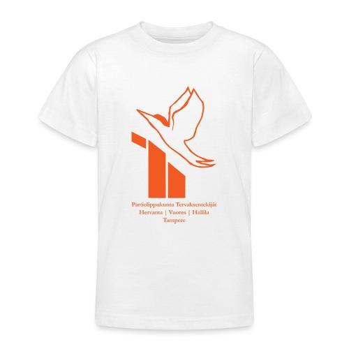 terte paitalogo - Nuorten t-paita