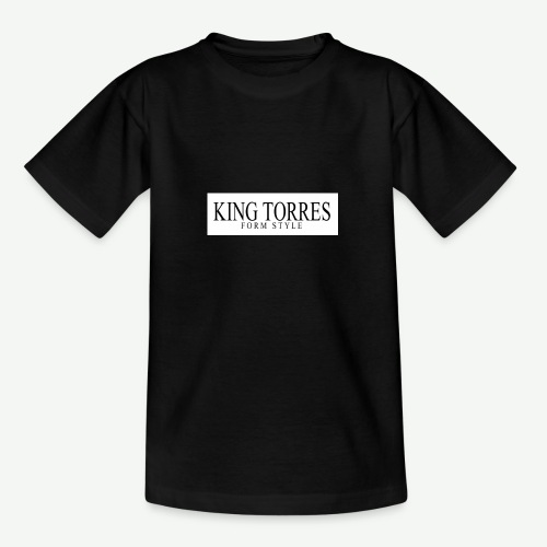 king torres - Camiseta adolescente