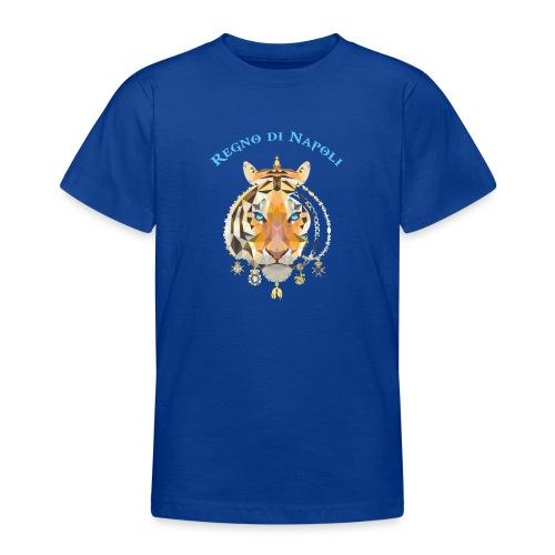 regno di napoli tigre - Maglietta per ragazzi