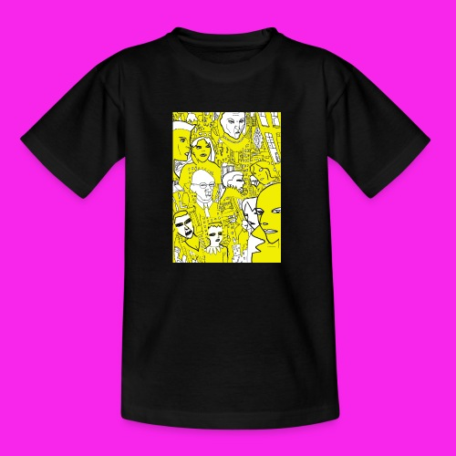 luscious gold - Teenage T-Shirt