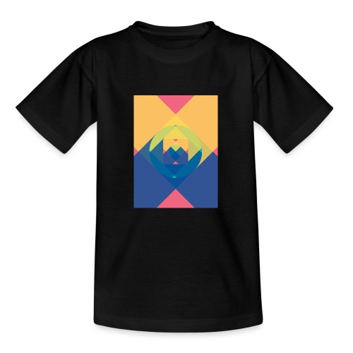 square and shadow - Teenager T-Shirt