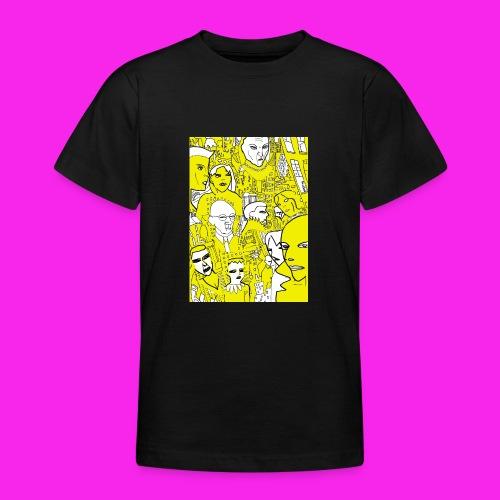 luscious gold - Teenage T-Shirt