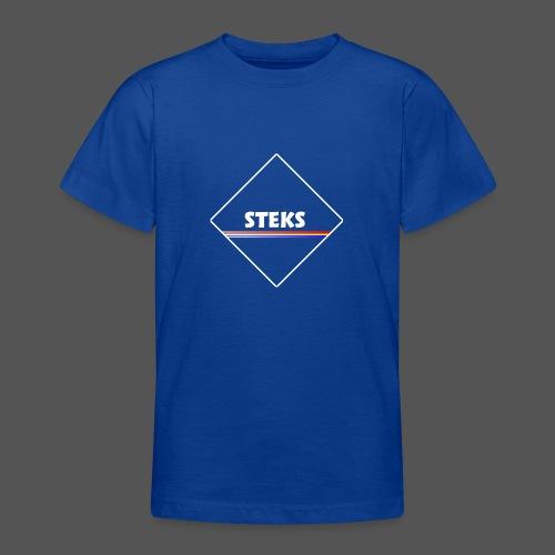 3Color STEKS™ Logo - Teenager T-shirt